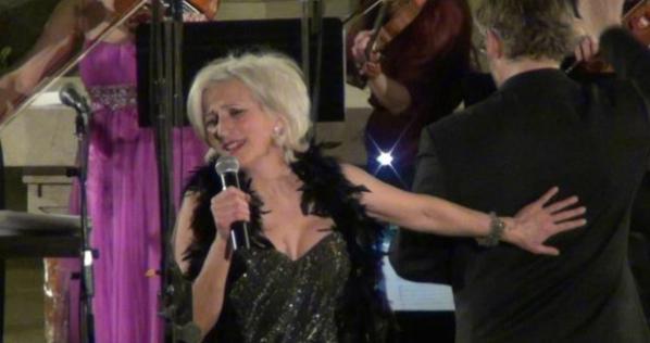 Natalie Choquette with l'Orchestre Nouvelle Génération